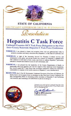 hepatitis c organization
